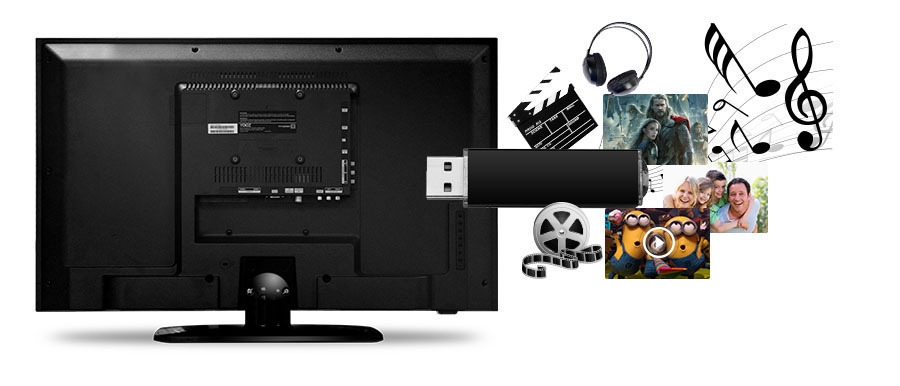 nascotv led incurv e 43 pouces usb hdmi vga avec. Black Bedroom Furniture Sets. Home Design Ideas