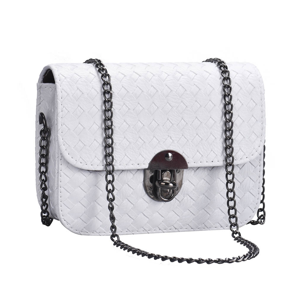 Neworldline petit sac en bandouli re en cuir blanc au - Petit blanc d ivoire ...