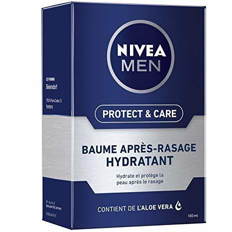 """Résultat de recherche d'images pour """"Nivea Men Baume Apres Rasage Hydratant"""""""