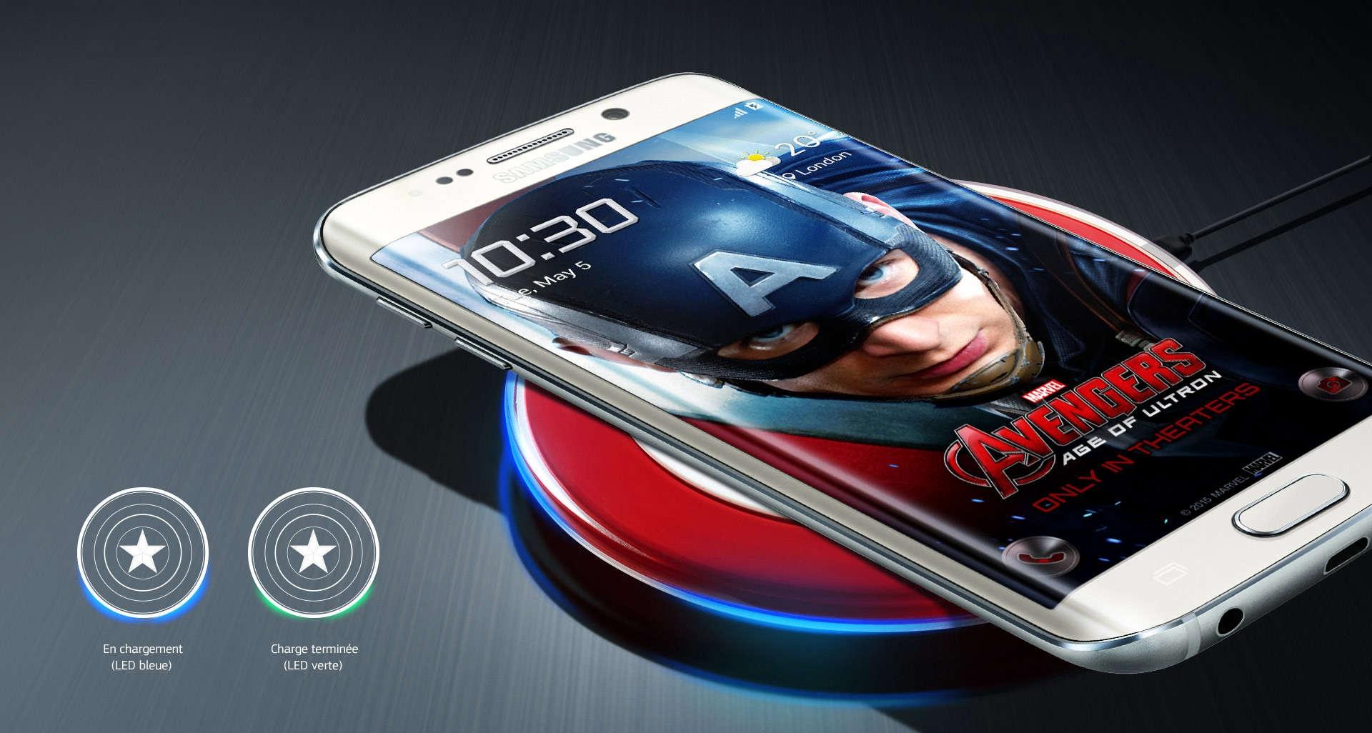 L'accessoire idéal pour votre Galaxy S6
