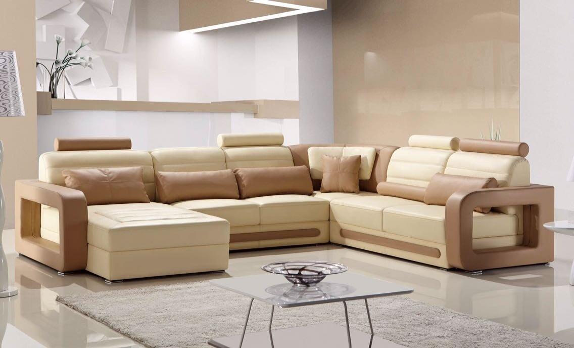 Image result for salon cuir moderne