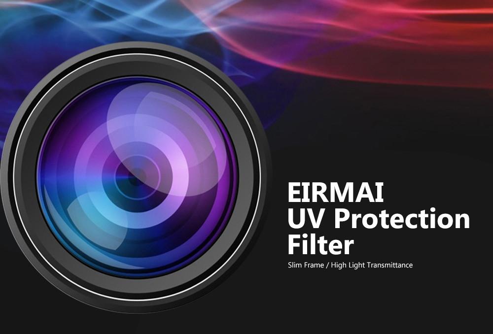 EIRMAI Ultra Slim Multilayer Coating UV Ultraviolet Protection Filter