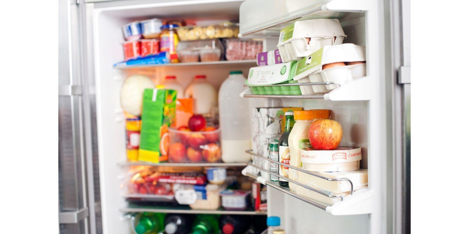 """Résultat de recherche d'images pour """"aliment dans un frigo"""""""