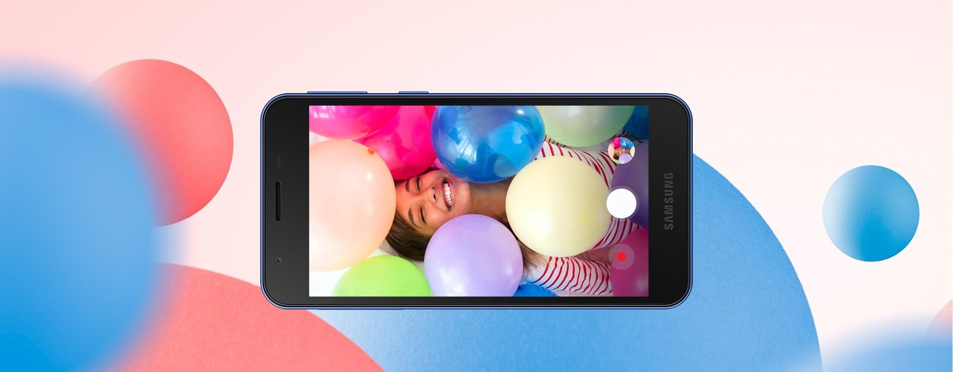 Caméra avant et arrière Samsung Galaxy A2 Core