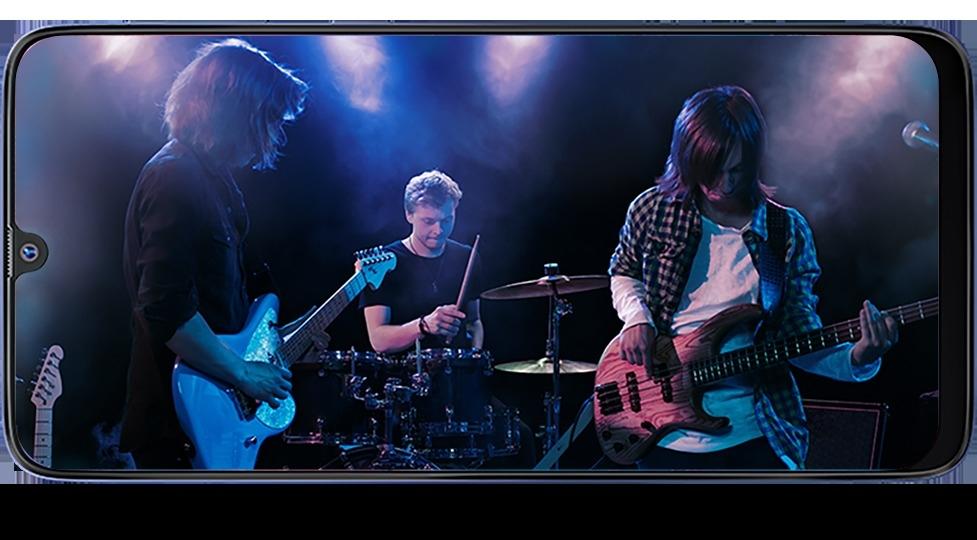 Samsung Galaxy M30 - Son Dolby ATMOS