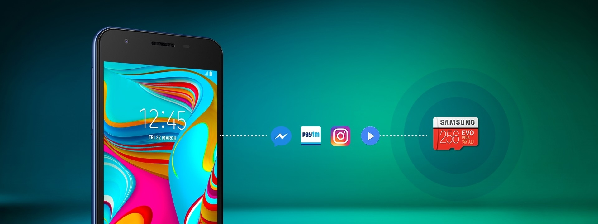 Image result for galaxy a2 core camera