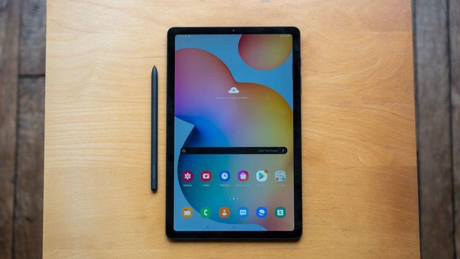 Prise en main – La Galaxy Tab S6 Lite, une tablette milieu de ...
