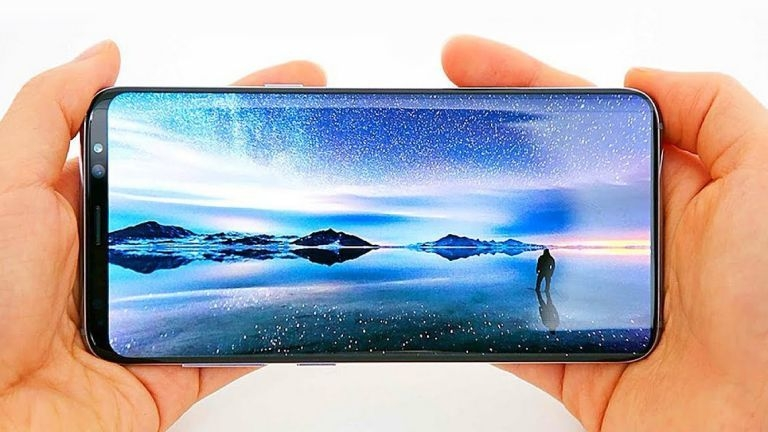 Image result for galaxy s10 screen