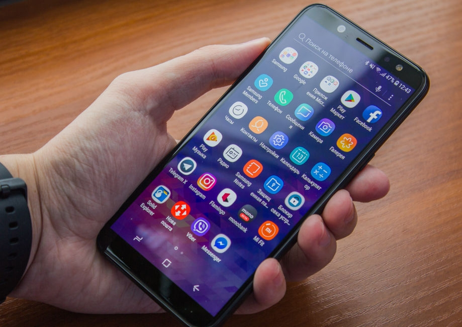 Image result for samsung A6 + 2018