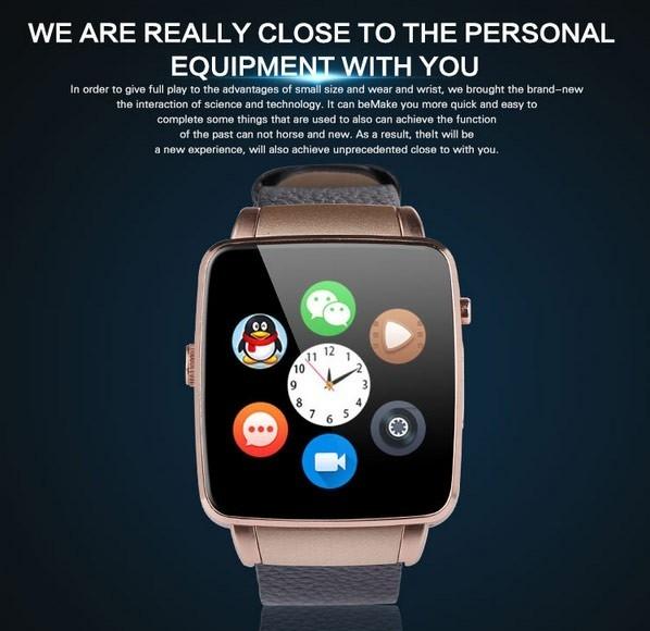 IPS bluetooth Smartwatch X6 Montre Smart Watch
