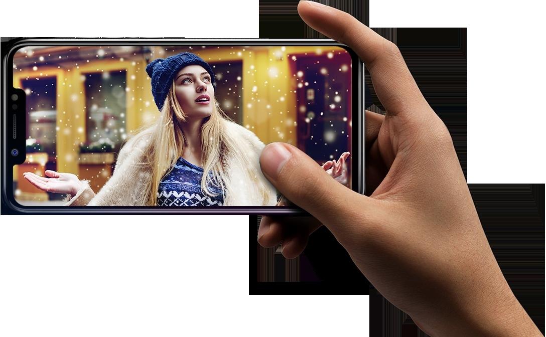 Tecno Camon 11 - Dual SIM - Smartphone - 6 2 Pouces - Rom 32Go-Ram 3Go -  Androide 8 1 - 16MP - Quad Core 2 0GHz - Bleu