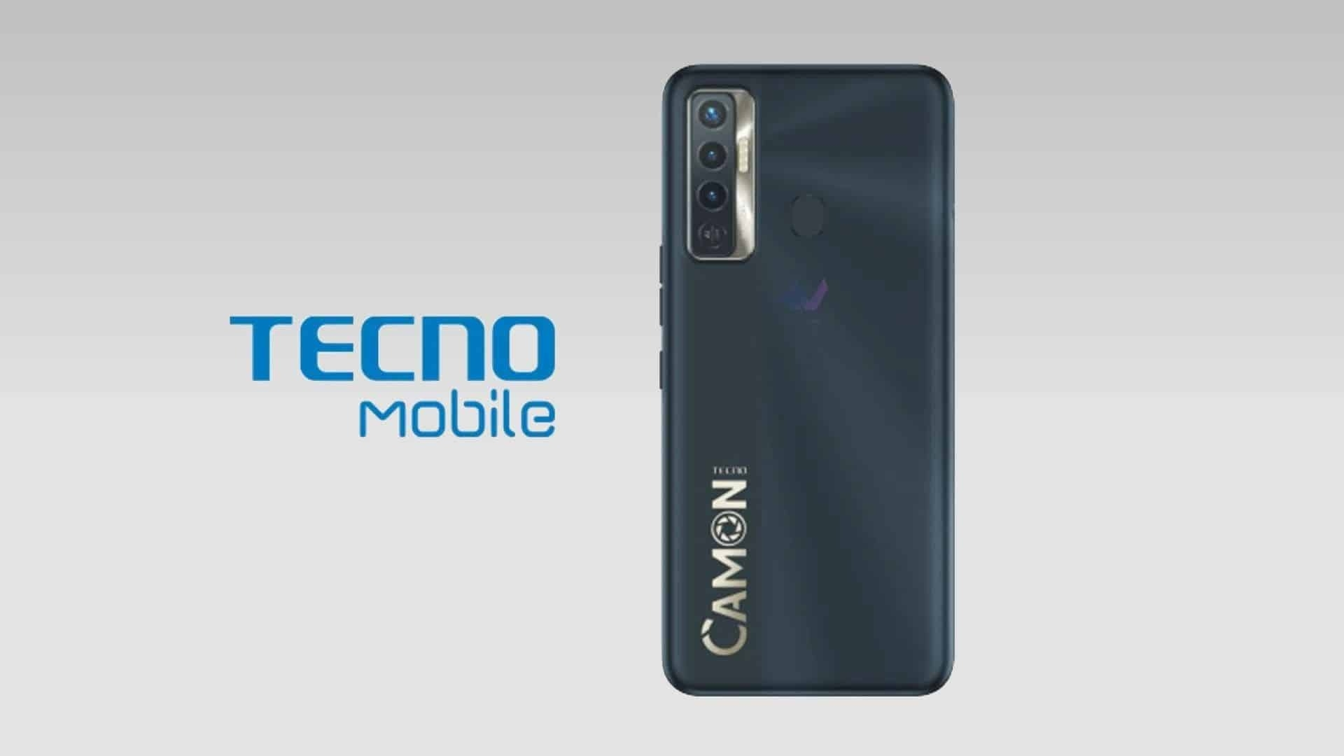 Tecno Camon 17 announced with Helio G85 and 90Hz display