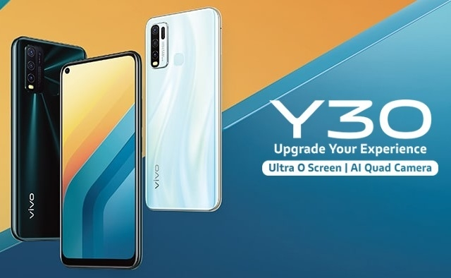 Announcement. Vivo Y30. Already in Indonesia, but soon in Russia ...