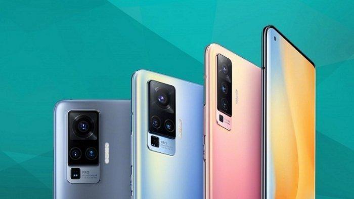 Vivo X50 dan X50 Pro, Ponsel Berstabilizer Kamera Akan Masuk Tanah ...