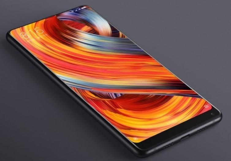 Xiaomi mix 2 5.99 pouces 4g lte dual sim 6go 64go 12mpx
