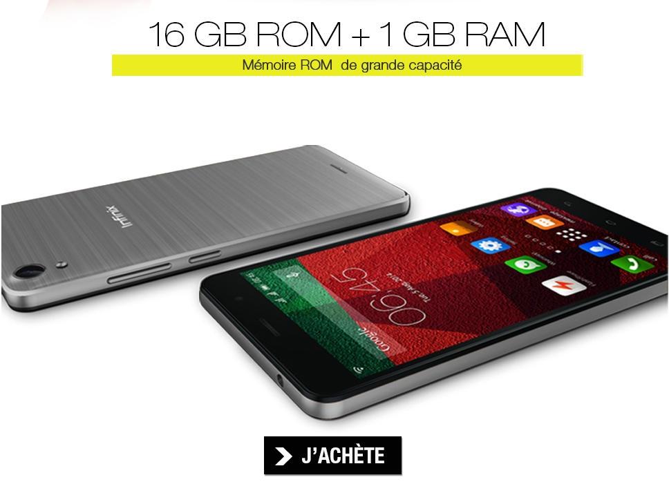 achetez infinix hot note smartphone