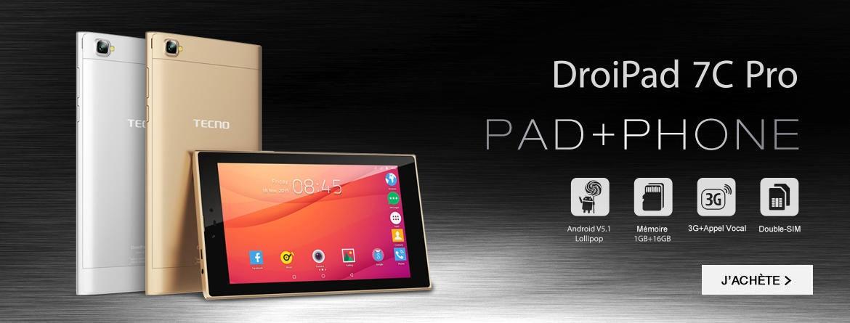 Droid Pad 7C Pro