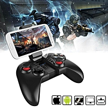 black wireless bluetooth game controller gamepad joystick for android / ios new ht