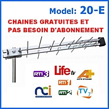 Decodeur Tnt Antenne Tnt Vente En Ligne Abidjan Jumia Ci