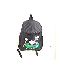 sac à dos enfant- ecole-noir maternelle