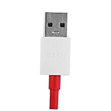 câble usb pour oneplus 3 - rouge