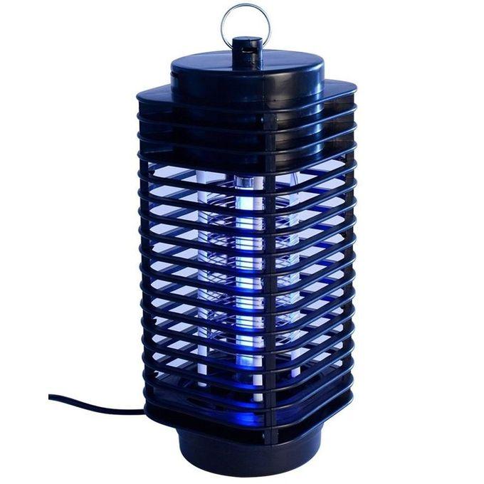Lampe LED Electronique  Anti-moustiques  - Noir