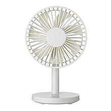 taille portable électrique du ventilateur de refroidissement en été poche d'alimentation usb blanc refroidisseur ventilateur