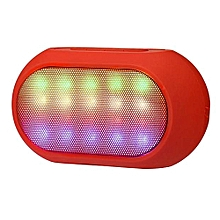 equivalentt wireless colour led bluetooth speaker super bass stereo for iphone tablet rd