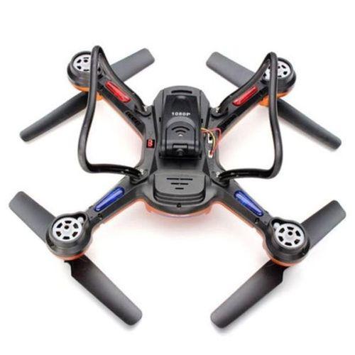 Drone Avec Caméra JJRC H12CH - Orange