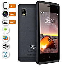 téléphone portable itel- modèle 6910 - dual sim - bleu