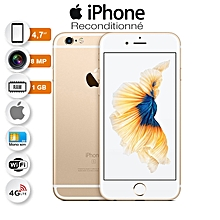 "iphone6 - 4.7"" - 64 go - d'or - reconditionné"