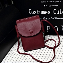 Women PU Leather Mini Shoulder Bags Retro Hasp Crossbody Bags 5.5  039    2887a15d4987b
