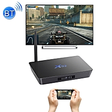 x92 4k hd smart tv box player with remote controller, android 6.0 amlogic s912 octa-core arm cortex-a53 64-bit @2ghz, 3gb+32gb, support bluetooth (4.0) & wifi & sd(black)
