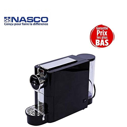 nasco machine caf capsule cm7000 gs 960 1145w noir garantie 3 mois au c te d 39 ivoire. Black Bedroom Furniture Sets. Home Design Ideas