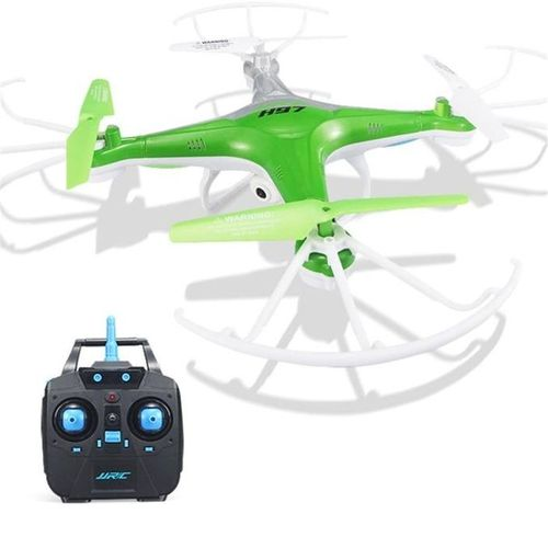 JJRC H97 2.4GHz 4CH 6-Axis  LED With Camera RC Quadcopter Drone -Green