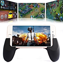 buyincoins phone game mount bracket gamepad hand grip clip stand for iphone x 8 samsung s8 plus huawei p10 gaming handle #290838 chsmall