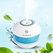 150ml magic diamond humidifier diffuseur d'air de voiture purificateur atomiseur diffuseur d'huile essentielle difusor pour voiture de bureau à domicile - bleu