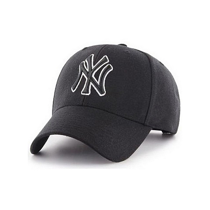 NEW YORK Casquette NY - Noir - Prix pas cher   Jumia CI c2bd81f456d