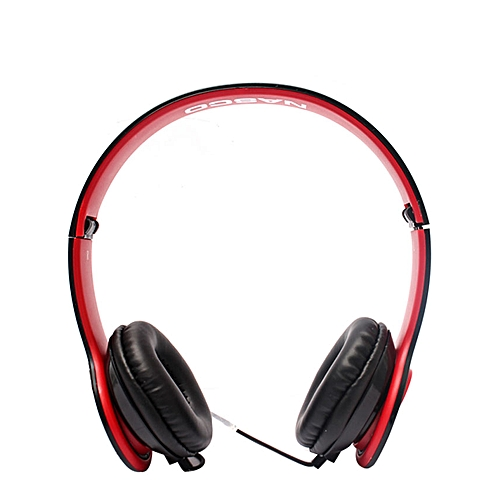 NASCO Casque Audio Filaire - AT_AU305 - Noir
