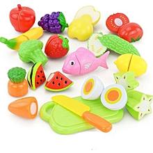 jouet educatif pour enfant 16 pièces - multicolore