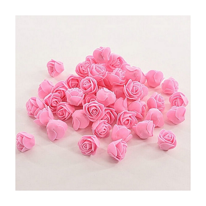Produits generiques50pcs romantique pe mousse rose for Entretien jardin 11400