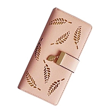 Fashion Women Lady Leather Clutch PU Long Wallet Lady Card Holder Purse  Handbag 6120213daf6bc