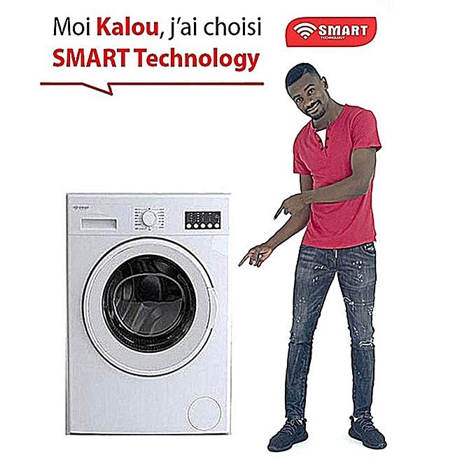 smart technology machine laver 5 kg 220 240v a blanc garantie 12 mois au c te d. Black Bedroom Furniture Sets. Home Design Ideas