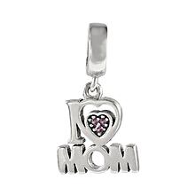 j'aime maman collier cordon pendentif lettre bracelets diy pour cadeau mère aucun argent chaîne
