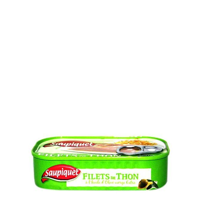 Filet Thon Huile Olive Extra