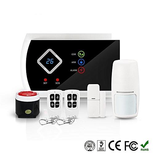 Syst me d 39 alarme smart gsm pour maison avec d tecteur de for Autoclave pour conserves maison