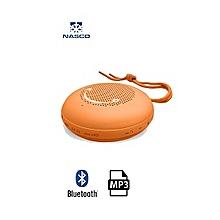 enceinte bluetooth power bank – hifi_b03 - orange