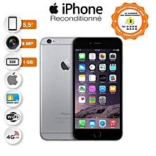 iphone 6 plus - 5.5'' - 4g lte - 16 go - 1go - 8mpx - gris - garantie 12 mois