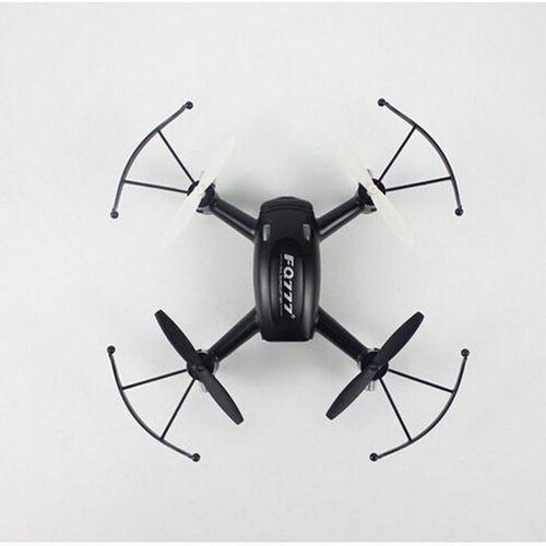 Drone Avec Caméra WiFi FQ777 FQ10 720P 2.4GHz RC  - Noir