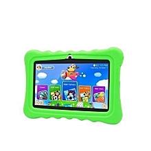 tablette éducative - 7 pouces - 1 gb ram - 16 gb rom - android  - multicolore + etui et montre offerte